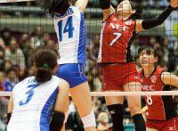 この画像は、サイトの記事「岡山シーガルズ NEC ネットで話題 YouTube注目無料視聴動画ご紹介!」のイメージ写真画像として利用しています。